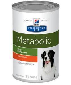 Консервы для улучшения метаболизма (коррекции веса) у  собак (Canine Metabolic)