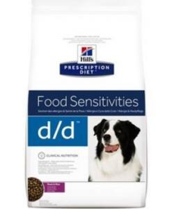 D/D Утка&рис: Лечение пищевых аллергий и непереносимости (Duck&Rice)