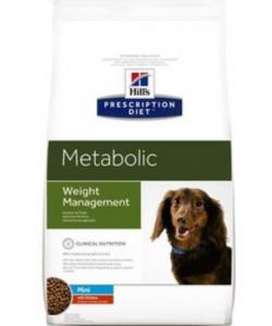Cухой корм для улучшения метаболизма (коррекции веса) для собак малых пород ( Meta Mini)