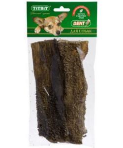 Желудок говяжий - мягкая упаковка (19см), 5-6шт .