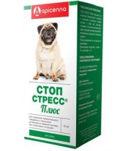 Стоп-Стресс Плюс Капли для собак