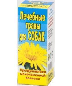 """Настойка лечебных трав """"Профилактика МКБ"""" для собак"""