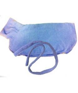 Халатик для домашних животных M (60 х 40 см) белый