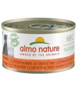 Консервы для собак с Филе Лосося, Укропом и Тимьяном (HFC - Natural - Salmon Fillet with Dill and Thyme)