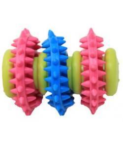 Игрушка для собак Dental, термопластик 6,8см