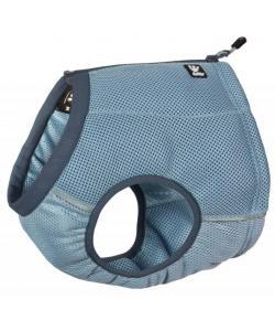 Охлаждающий жилет для собак Motivation Голубой, размер XXS (шея 28см, грудь 36см)