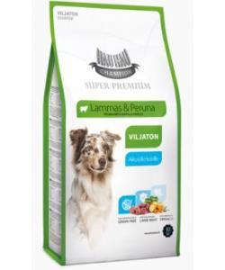 Для взрослых собак всех пород из мяса ягненка без зерна SP Lamb grain-free
