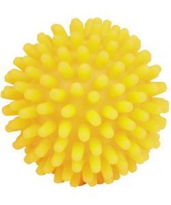 """Мяч """"игольчатый"""", с пищалкой  10 см (3412)"""