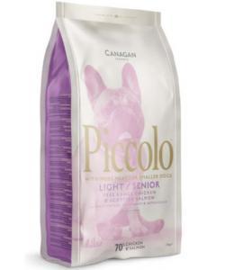 Grain Free Senior/Light облегченный сухой корм для пожилых собак мелких пород с цыпленком