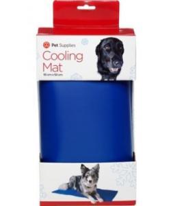 Охлаждающий матрас для домашних животных, 90*50 см
