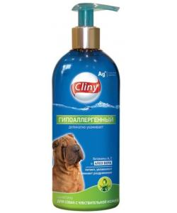 Гипоаллергенный шампунь для собак
