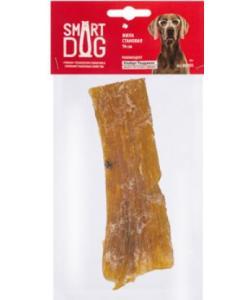 Лакомство для собак Жила становая говяжья, 14 см