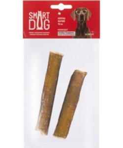 Лакомство для собак Корень бычий, 10 см, 2 шт.