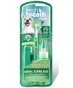 """Набор для ухода за зубами для мини-пород  """"Свежее дыхание"""""""