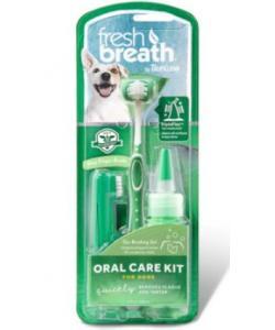 """Набор для ухода за зубами для собак  """"Свежее дыхание"""""""
