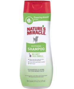 Шампунь для белых собак Whitening Odor Control Shampoo