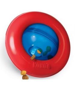 Игрушка для собак интерактивная под лакомства Gyro 13 см малая