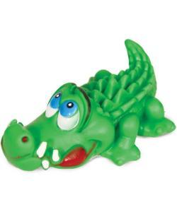 Игрушка Крокодил 14 см, винил (77003)