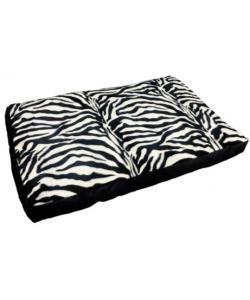 Лежак со съемным чехлом «Зебра»