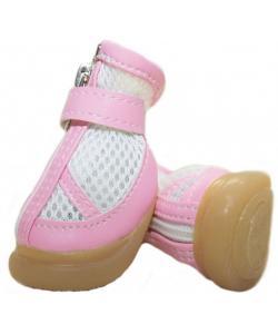 Ботинки для собак 4 шт. размер 4 (096YXS)