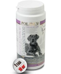 Витаминный комплекс Glucogextron Plus для собак (восстановление хрящевых поверхностей)