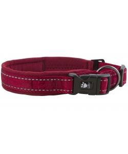 Ошейник Hurtta Casual Collar 20-30см Красный