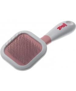Пуходёрка ZooOne ЭСТЕТИК с поворотной ручкой малая (46921S), 5*4*15см