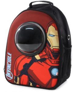 Сумка-рюкзак для животных Marvel Железный человек, 45*32*23см