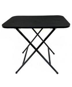 Стол для груминга ECO складной, прорезиненное покрытие, малый 73*45*h(75-84)см