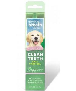 """Гель для чистки зубов собак """"Свежее дыхание"""" Oral Care Gel Removes"""