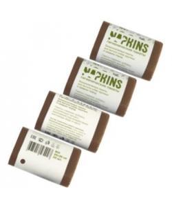 БИОпакеты гигиенические для выгула собак средних и крупных пород, коричневые, 4*20шт.