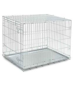 Клетка для животных, хром, 107*70*79,5 см (005 SC)
