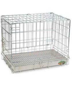 Клетка для животных, цинк, 60*44*54 см (002 Z)
