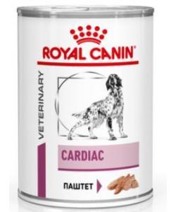 Консервы для собак при сердечной недостаточности, паштет Cardiac
