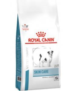 Корм для собак малых пород, до 10 кг, при дерматозе и выпадении шерсти, Skin Care Small dogs