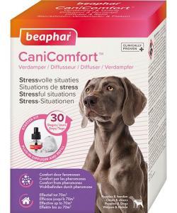Успокаивающее средство для собак Cani Comfort Диффузор со сменным блоком 48мл