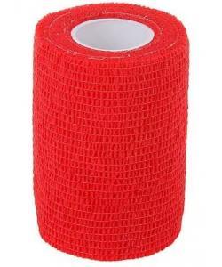 Бинт самофиксирующийся 15 см х450 см Красный
