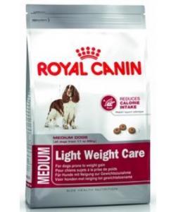 Для собак средних пород низкокалорийный (Medium Light Weight Care)