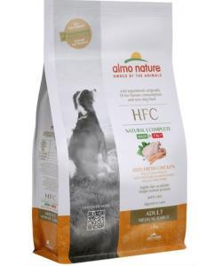 Корм для взрослых собак средних и крупных пород со свежей курицей (50% мяса)
