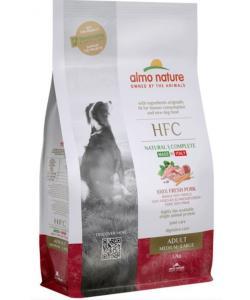 Корм для взрослых собак средних и крупных пород со свежей свининой (50% мяса)