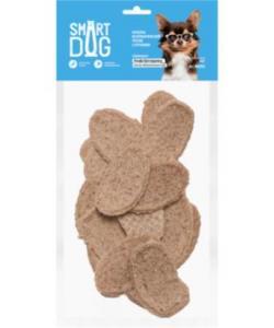 Лакомство для собак Крекеры из атлантической трески с отрубями