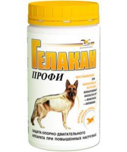 Кормовая добавка  для суставов активных собак Профи