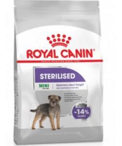 Для стерилизованных собак малых пород, Mini Sterilised