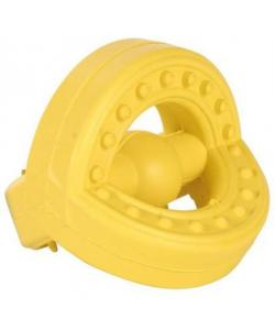 Игрушка для собак. Грейфер резиновый Ф 7см (3316)