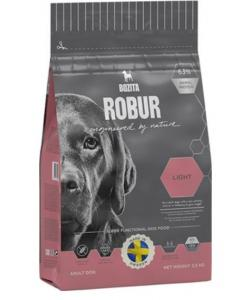 Robur для взрослых собак, склонных к набору веса (Light 19/08)