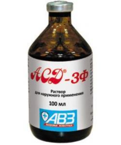 АСД-3 - антисептик-стимулятор Дорогова, фракция 3