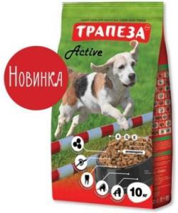 Актив для энергичных собак при длительных нагрузках