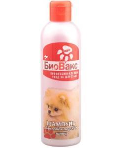 Шампунь для собак породы шпиц