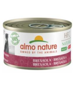 "Kонсервы для собак Итальянские рецепты: ""Говядина Брезаола"" (Natural - Made in Italy - Bresaola)"