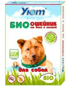 Bio Ошейник от блох и клещей для собак 60см